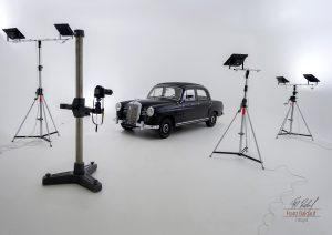 Oldtimer/Studio Tiefgarage