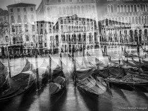 Venedig Abstrakt (Italien)