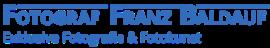 Franz Baldauf Fotograf Logo